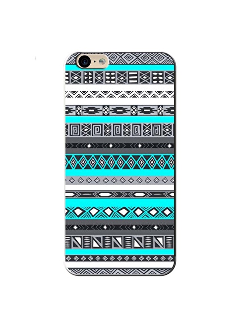 People's Cover iPhone 6 Kabartmalı Telefon Kılıfı Renkli